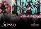 Orquestra Rockin Strings toca em Catas Altas