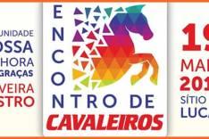 Encontro de cavaleiros dia 19 de maio no Sitio do Lucas em Oliveira Castro