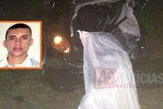 Homem morre em mais um grave acidente com dois veículos na rodovia MGC-120 em Ferros