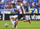 Cruzeiro e Flamengo empatam em jogo movimentado no Mineirão