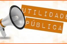 Utilidade Pública  Rua Tiradentes será interditada nesta quarta-feira