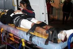 Homens são baleados no Beco Vitoria Minas no bairro Juca Rosa em Itabira