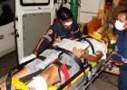 Homem é atingido por três tiros enquanto andava pela rua Humberto Campos no bairro João XXIII