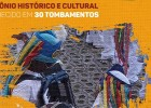 Patrimônio histórico e cultural reconhecido em 30 tombamentos