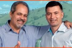 60% dos votos em Santa Maria de Itabira reelegeram o Prefeito Reinaldo Santos
