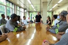 Concurso Público – Ronaldo Magalhães dá boas-vindas aos novos servidores do Saae