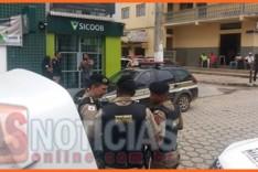 Bandidos sequestram marido de gerente e levam cerca de 169 mil do Sicoob em Bom Jesus do Amparo