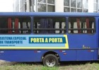 PREFEITURA OFERECE SERVIÇO DE TRANSPORTE PORTA A PORTA A PARTIR DE SEGUNDA FEIRA