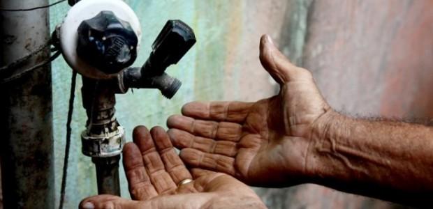Utilidade Pública – Falta d'água nos bairros abastecidos pela ETA Pureza