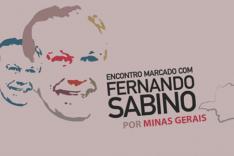 """São Gonçalo recebe projeto """"Encontro Marcado com Fernando Sabino"""""""