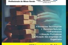CREA promove o Congresso Nacional de Profissionais no auditório da FUNCESI