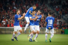 Apito final, Atlético-PR 1 x 2 Cruzeiro - No embalo do aniversariante Henrique