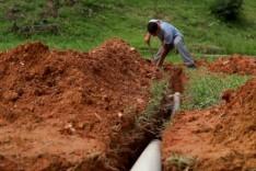 Investimento – Saneamento rural chega à comunidade de Palmital