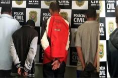 PC realiza operação e prende seis indivíduos suspeitos de realizarem crimes violentos em Itabira