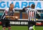 Atlético domina o jogo e empata com o Avaí em Florianópolis