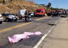 Sabará: Motociclista morre ao bater contra dois veículos na BR-381