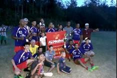 Equipe do Barro Branco é campeã no Torneio do Bom Sucesso em São Gonçalo