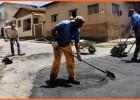 Prefeitura realiza operação Tapa-buracos na cidade
