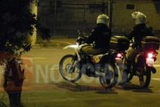 PM localiza VW Gol furtado no Santa Ruth abandonado na Ribeira de Cima