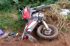 Rodoviários de Barão de Cocais tiraram de circulação motocicleta utilizado em vários crimes na região