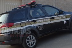 Policia Civil cumpre mandados de prisões de estupro e outros em Itabira e Santa Barbara