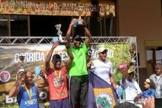 Atleta Itabirano Hudson Charles vence a 8ª Corrida Rústica de São João