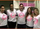 HNSD orienta suas colaboradoras sobre câncer de mama