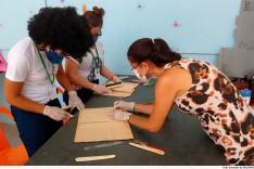 TJMG realiza treinamento para recuperandas da Apac