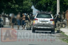 PM apreende adolescente depois de furtar dois celulares de mulheres em dois bairros de Itabira