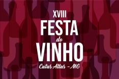 Festa do Vinho de Catas Altas resgata suas origens dando destaque ao produto local.