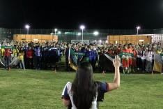 Santa Bárbara vence no futsal feminino e avança no Jemg