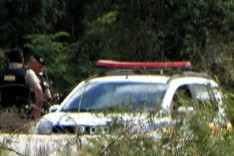 Policia Militar localiza e recupera Fiat Fiorino tomado de assalto no bairro Praia