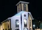 Louvor e devoção na reabertura da Igrejinha do Rosário