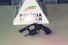 Homem é preso após tentativa de feminicídio em João Monlevade