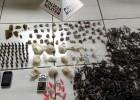 Polícia Militar realiza grande apreensão de drogas novamente no bairro Jardim das Oliveiras
