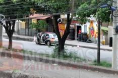 PM prende suspeito de importunação sexual a duas mulheres na Vila São Geraldo em Itabira