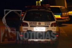 Bandidos armados roubaram uma motocicleta enfrente a subestação da CEMIG no bairro Pedreira