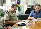 PREFEITURA E POLÍCIA MILITAR FIRMAM CONVÊNIO PARA RETOMAR A SEGURANÇA EM ITABIRA