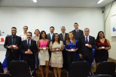 Sete novos advogados recebem carteira da OAB em Itabira