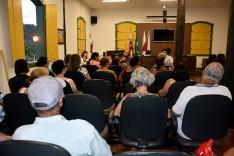 Servidores públicos Municipais se reúnem com vereadores de Nova Era
