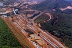 Justiça autoriza retomada de atividades em minas da Vale na região Central do Estado