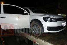 Homem tem Saveiro furtada dentro de garagem no bairro Campestre em Itabira