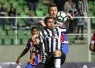 Atlético pressiona, mas perde para o Bahia pelo Brasileirão
