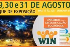 Vem aí... a 6ª edição da maior feira de negócios e empreendedorismo da região, WIN 2018