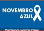 Novembro Azul: profissionais de saúde vão à feira orientar homens