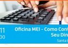 Prefeitura e Sebrae promovem curso para MEIs no dia 29
