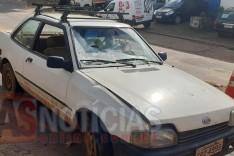 Homem é agredido com barra de ferro quando brigava com esposa no bairro Monsenhor Jose Lopes