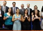 Seis novos advogados recebem carteira da OAB em Itabira