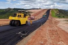 Primeiro trecho – Prefeitura conclui mais de 50% das obras na avenida do Espigão