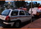 PM recupera Chevette furtado em São Gonçalo do Rio Abaixo no ano passado no bairro Pedreira